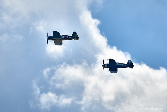 Clouds and Corsairs