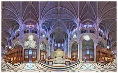 Washington National Cathedral Presbytery and Sanctuary