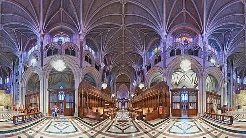 Washington National Cathedral Presbytery and Choir