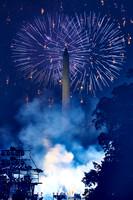 Blue Fireworks, Blue Smoke