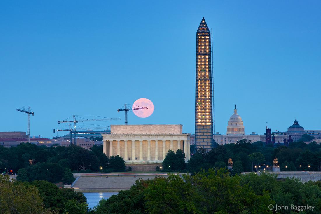 DC Moon Construction