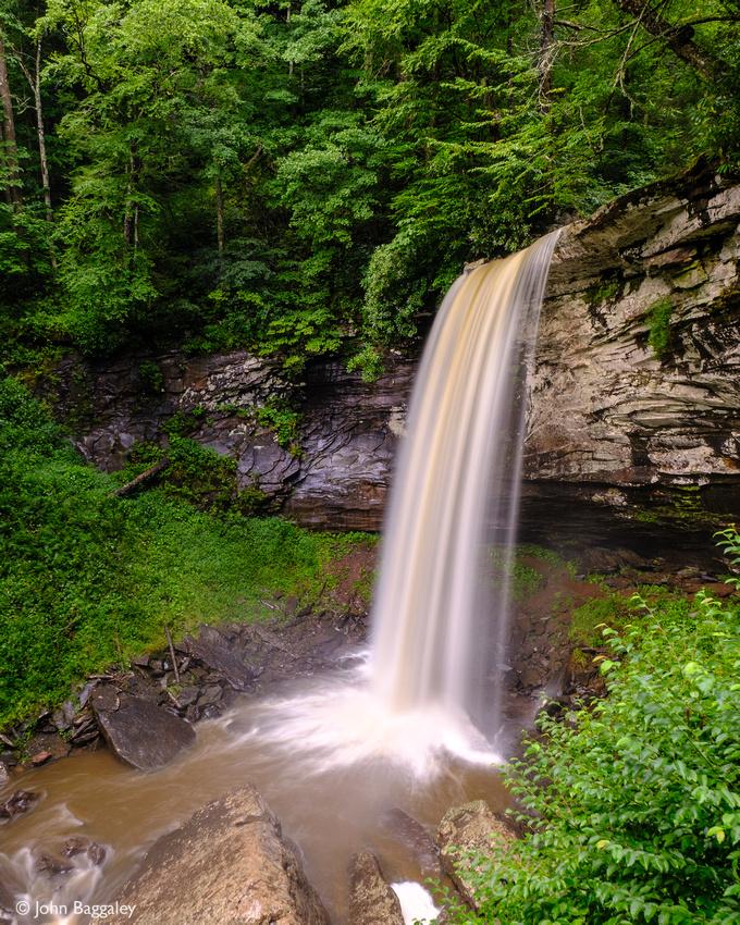 Falls of Hills Creek (lower 2)