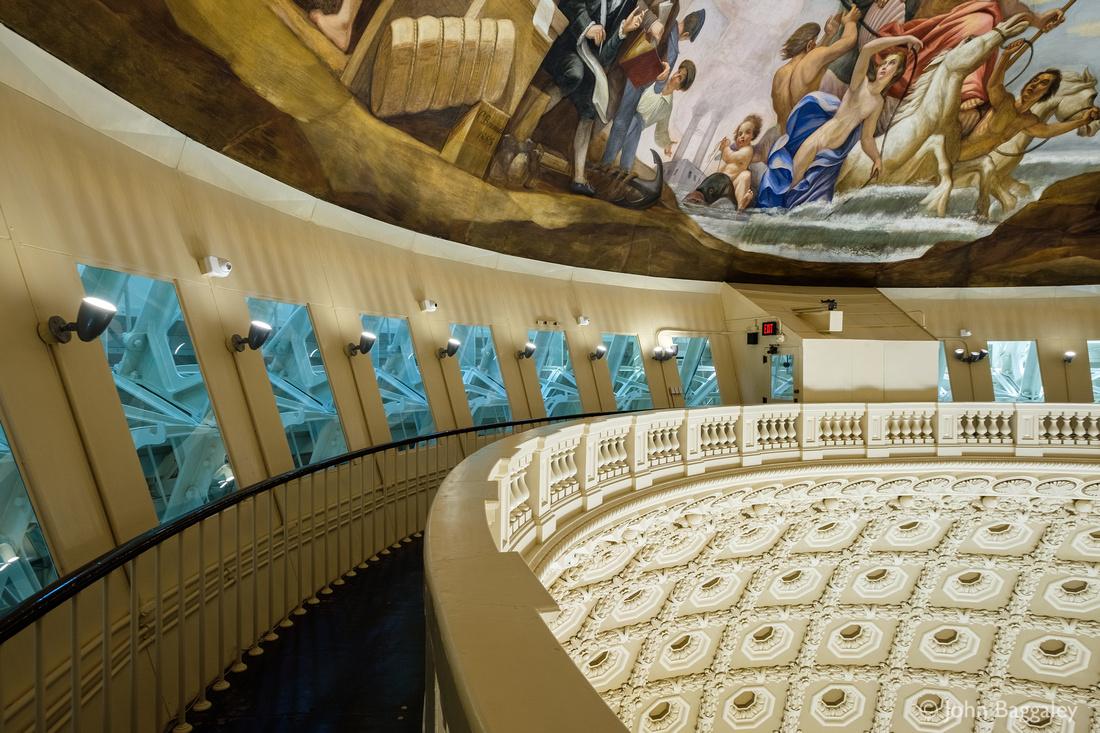 Capitol Dome Inside Balcony