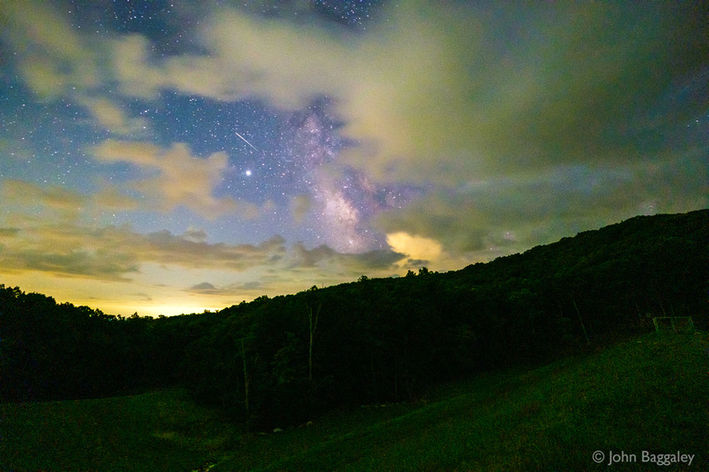 Meteor over Cacapon