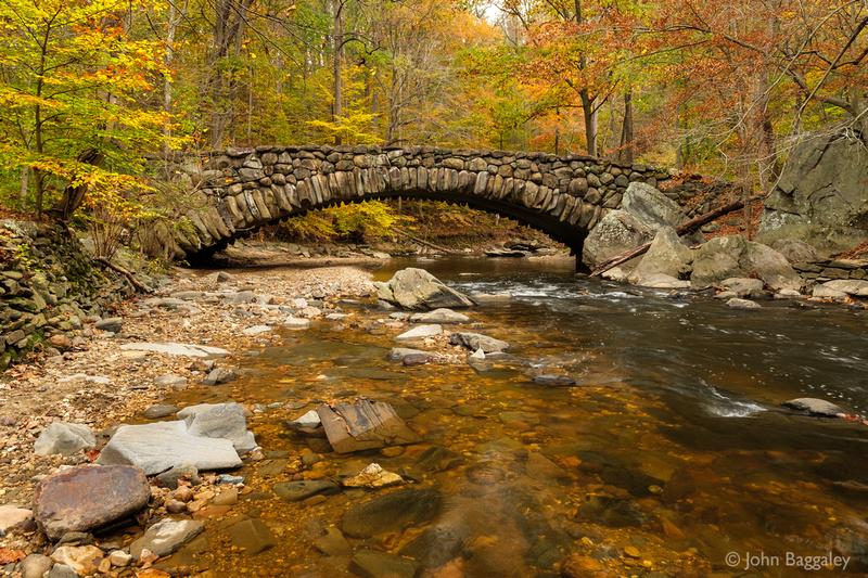 Autumn at Boulder Bridge