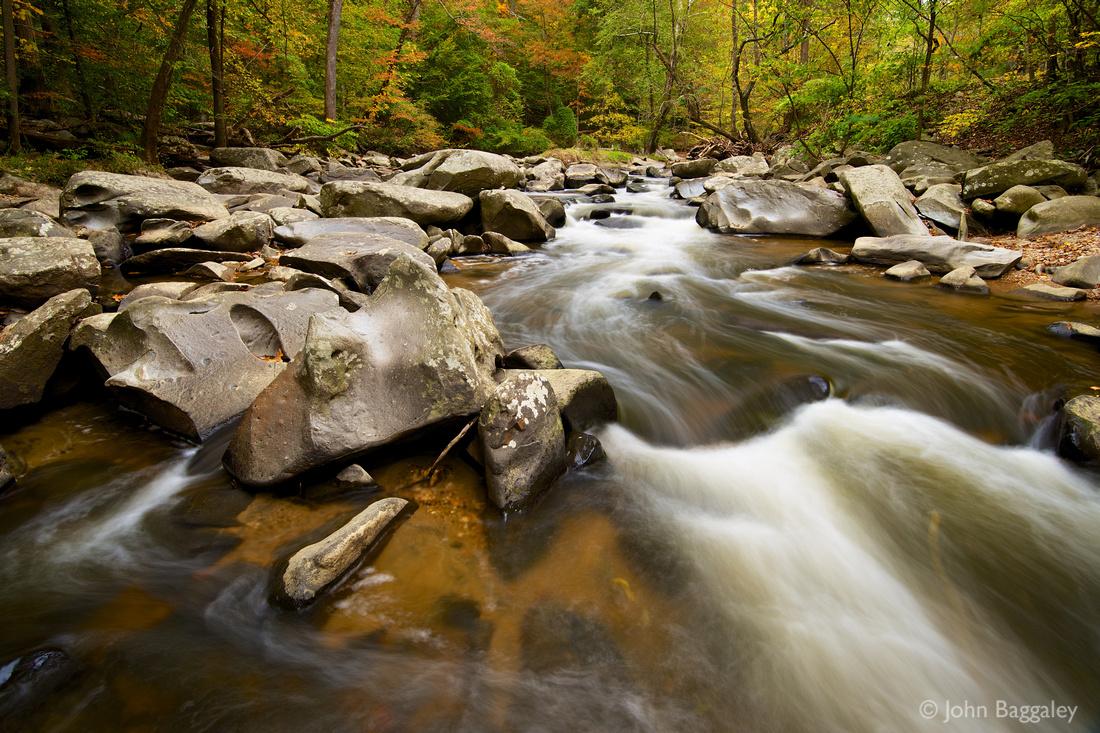 Autumn at Rock Creek