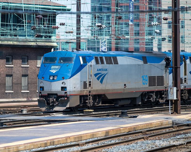 Amtrak #159